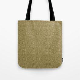 Glittery Olive Green Tote Bag