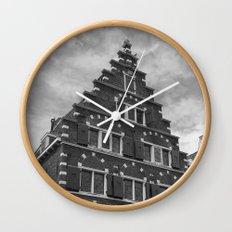 Amsterdam I Wall Clock