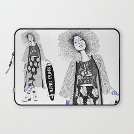 Afro tribe  Laptop Sleeve