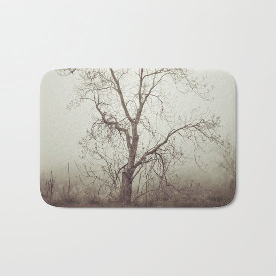 """"""" Talking to the trees"""". Into the woods. Bath Mat"""