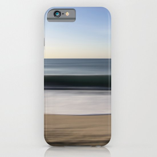 seascape blue III iPhone & iPod Case
