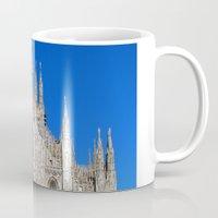 milan Mugs featuring Milan by Kallian
