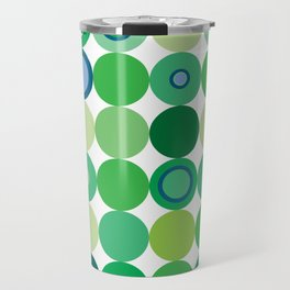 Circles of Luck Travel Mug