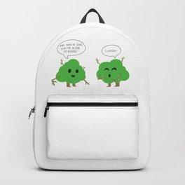 I'm Bushed Backpack