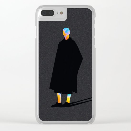 Zimo Clear iPhone Case