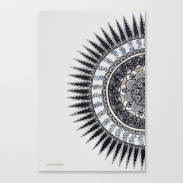 180 degrees of nature Canvas Print