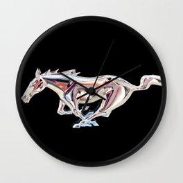 Mustang..... Wall Clock