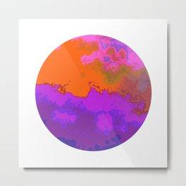 Vivid Planet 03 Metal Print