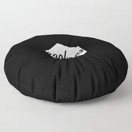 Goal Digger Floor Pillow