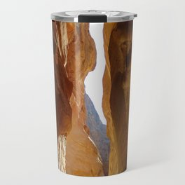 Leaving Petra Travel Mug