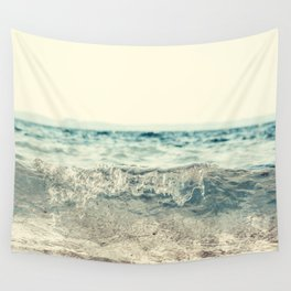 Vintage Waves Wall Tapestry