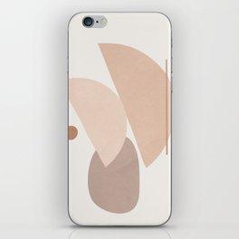 Abstract Shapes No.20 iPhone Skin
