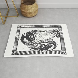 Cockerel Rug