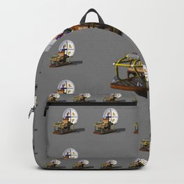 The Time Machine Backpack