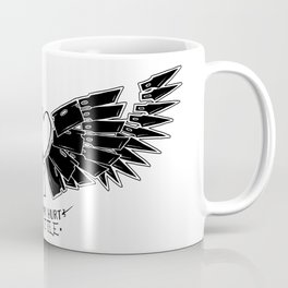 Dilemma (invert) Coffee Mug