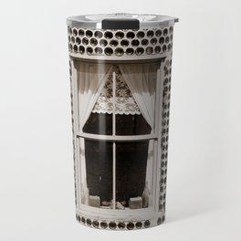 Bottle House Travel Mug