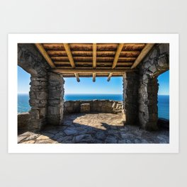 A Shelter From The Storms Art Print