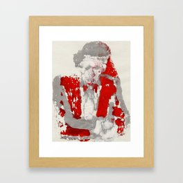 Anchorman Framed Art Print