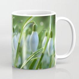 Dainty Snowdrops  Coffee Mug
