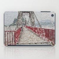 bridge iPad Cases featuring Bridge by Mr and Mrs Quirynen