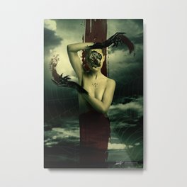 Widowmaker Metal Print