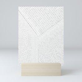Lines Art Mini Art Print