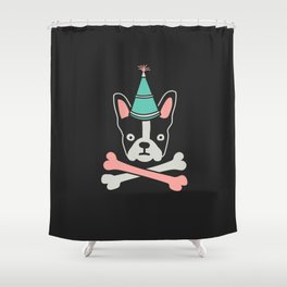 Pirate Flag Shower Curtain