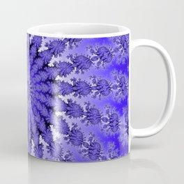 Fractal Flower Coffee Mug
