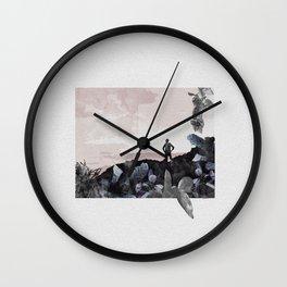 Maisha Wall Clock