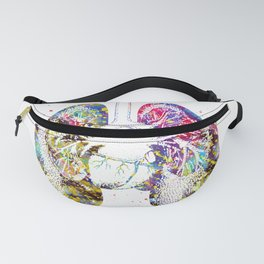 Lungs and Heart Fanny Pack