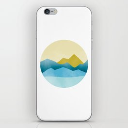Ode to Pacific Northwest 1 iPhone Skin