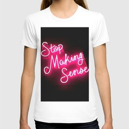Stop Making Sense T-shirt
