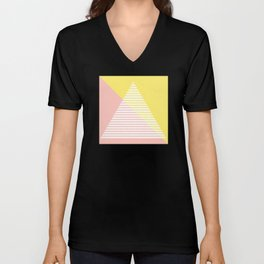Opaque Unisex V-Neck