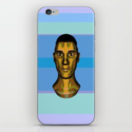 Man of War iPhone Skin