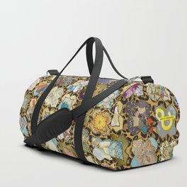 Leopard MATRIX Duffle Bag