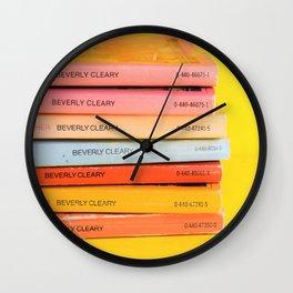 Ramona Stack Wall Clock