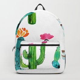 A Prickly Bunch Backpack