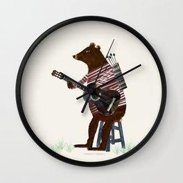 guitar song Wall Clock