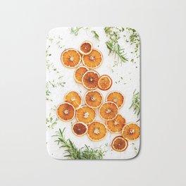 Pure Citrus (Color) Bath Mat