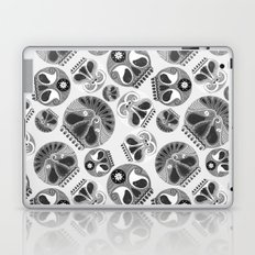 SUGAR SKULLS Laptop & iPad Skin