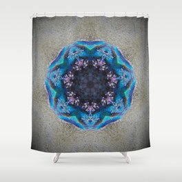Shell of Magic Shower Curtain