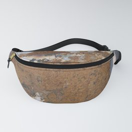 Rust Fanny Pack