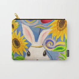 Dreamland Bunny Carry-All Pouch