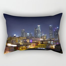 Photography in Downtown. Rectangular Pillow