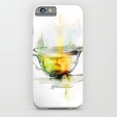 Green tea iPhone 6s Slim Case