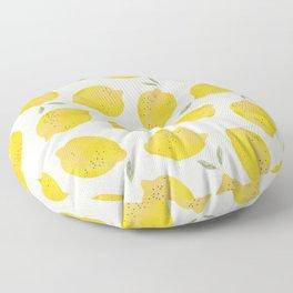 LEMON Floor Pillow