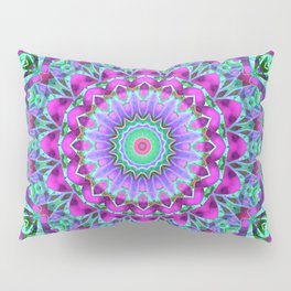 Geometric Mandala G386 Pillow Sham