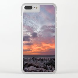 LandStones Clear iPhone Case