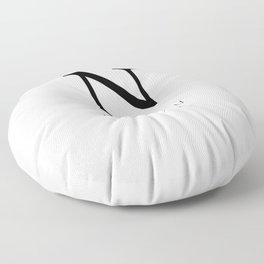 25North Nassau Floor Pillow