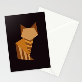 Little Orange Cat Stationery Cards